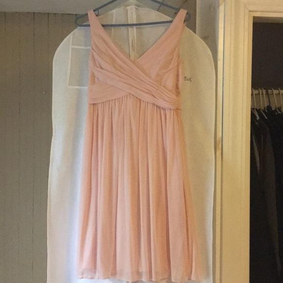 David's Bridal Dresses & Skirts - Bridesmaid dress worn once